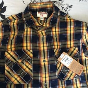 True Religion button up shirt. Size: Small in Men